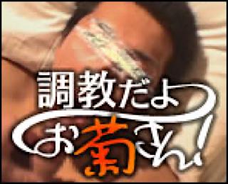 ノンケハメ撮り|調教だよお菊さん!|男同士射精