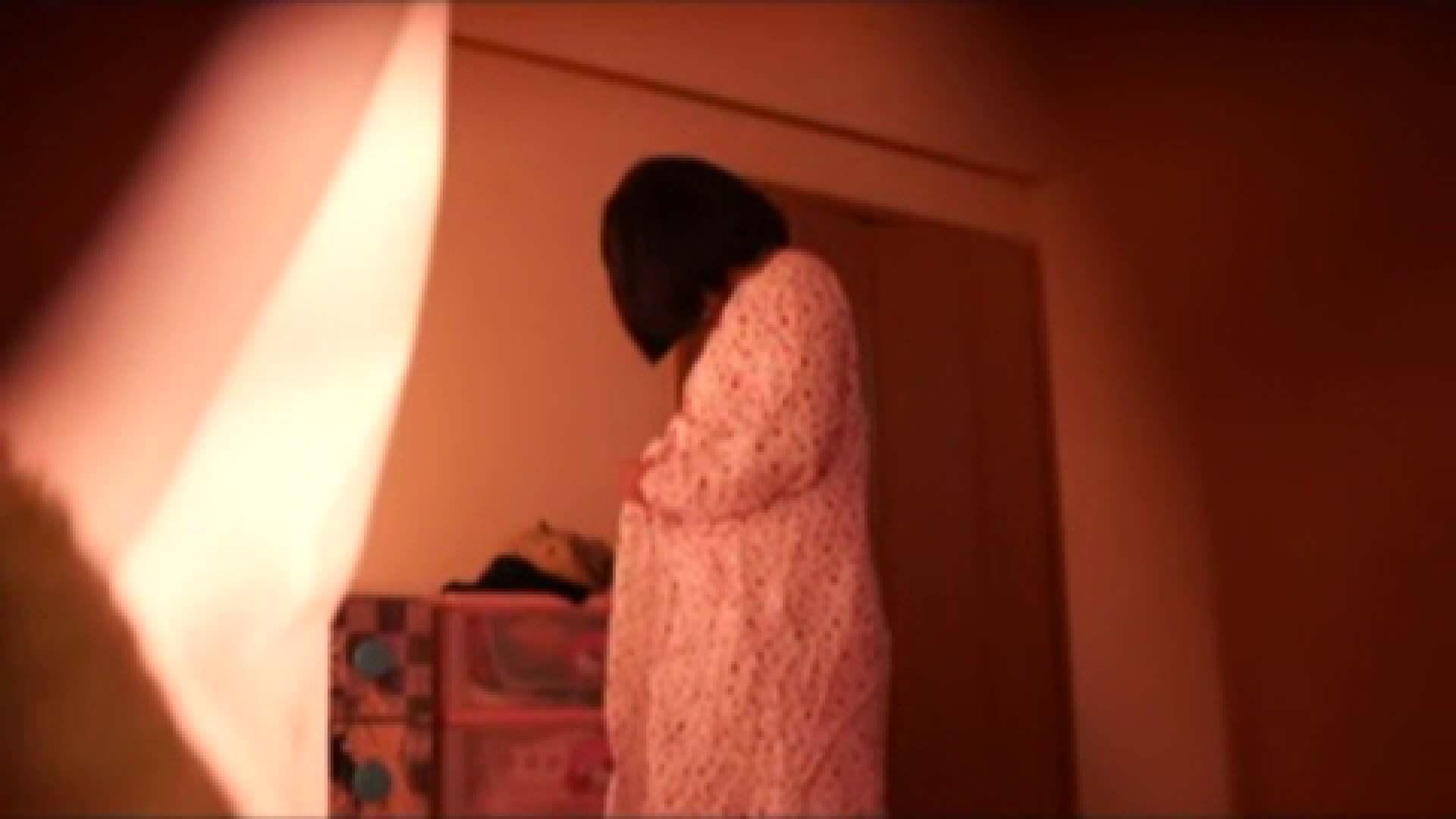 おまんこ|vol.2 まりこさんのお着替え、就寝前の映像です。|怪盗ジョーカー
