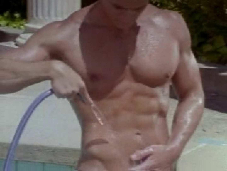 筋肉マン達の登場です! 水着男子 ゲイ無修正画像 87枚 47