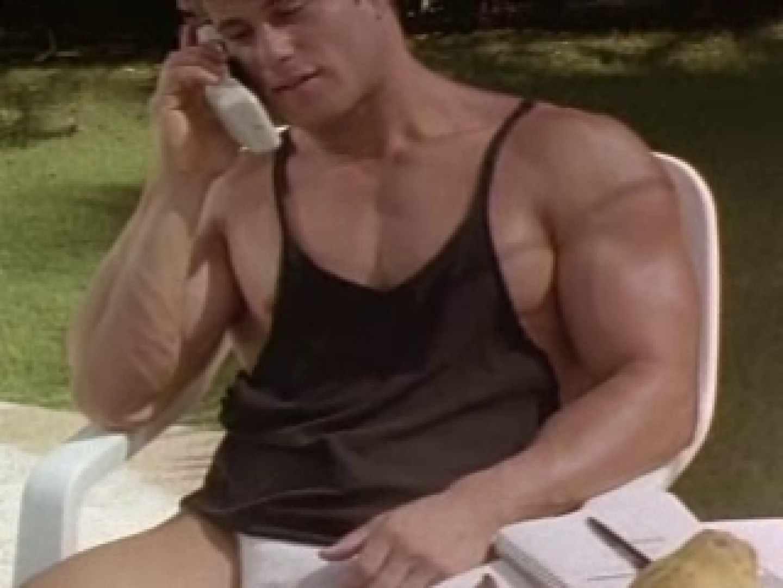 筋肉マン達の登場です! 私服がかっこいい ゲイエロビデオ画像 87枚 51