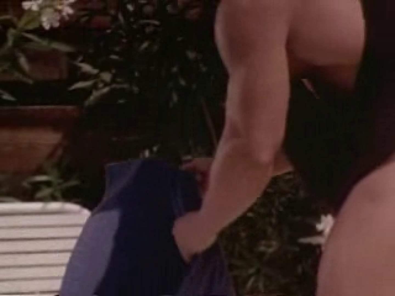 筋肉マン達の登場です! 水着男子 ゲイ無修正画像 87枚 54