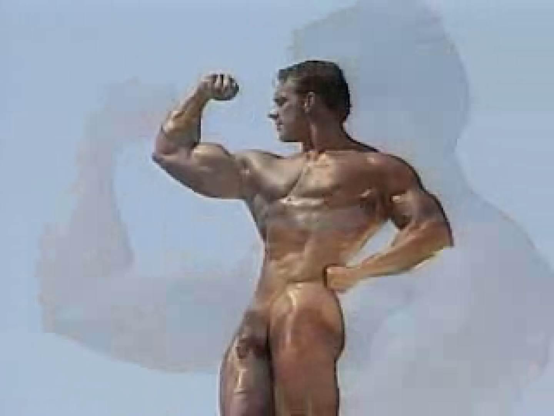 筋肉マン達の登場です! 洋物男子 ゲイAV画像 87枚 87