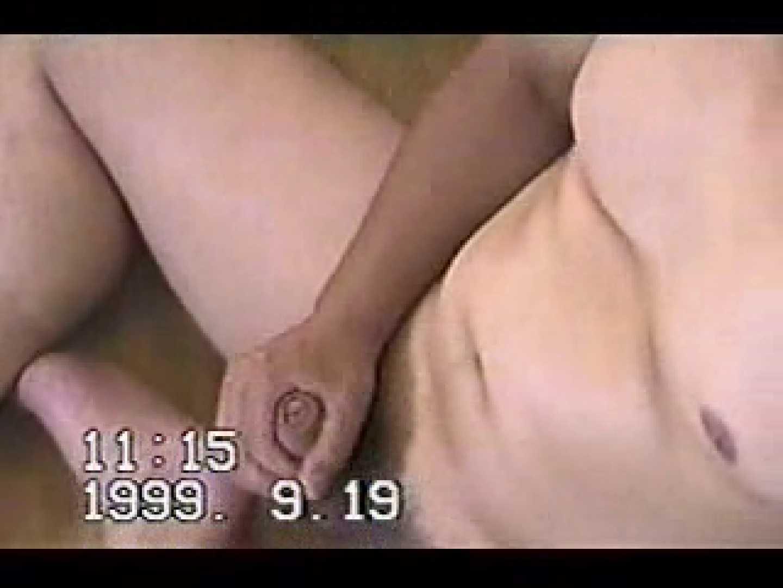 中年おじさんの自慰行為をお見せ致します♪その3 自慰シーン ゲイエロビデオ画像 95枚 70