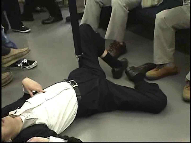 ノンケリーマンさんのだらしない日常。 スーツ男子 ゲイアダルトビデオ画像 100枚 11