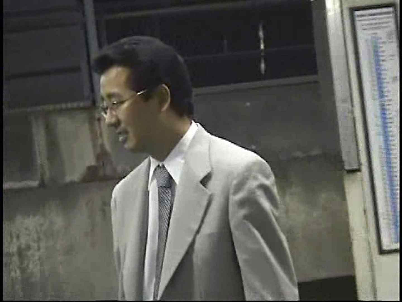 ノンケリーマンさんのだらしない日常。 スーツ男子 ゲイアダルトビデオ画像 100枚 59