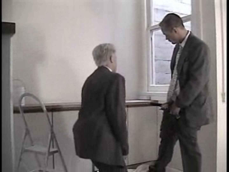 性欲旺盛!スーツ着用の外人リーマンとヤる! フェラシーン ゲイ精子画像 106枚 3
