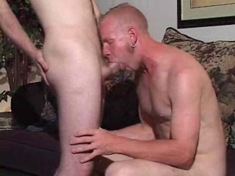 ブルースウィルスに激似な洋人さんがバックファックされてます! イケメンのゲイ達 男同士画像 74枚 3