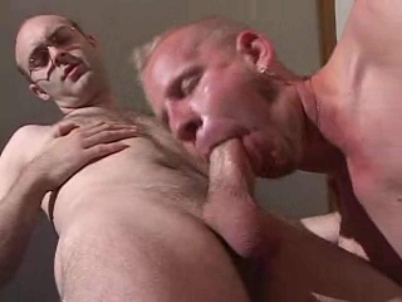 ブルースウィルスに激似な洋人さんがバックファックされてます! イケメンのゲイ達 男同士画像 74枚 21