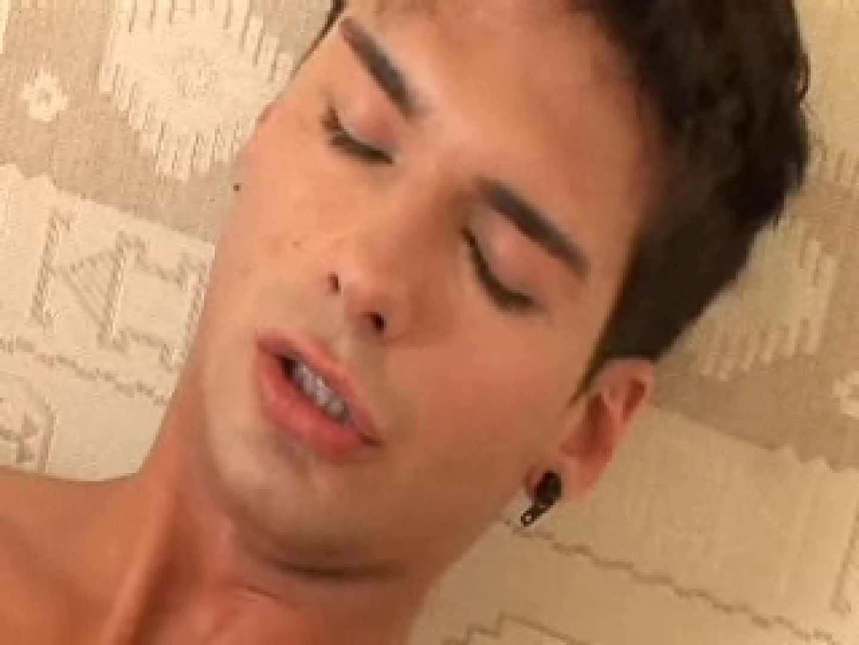 あいかわらず洋人さんのアソコをデカマラのようで...。 口内射精シーン ゲイエロ動画 76枚 23