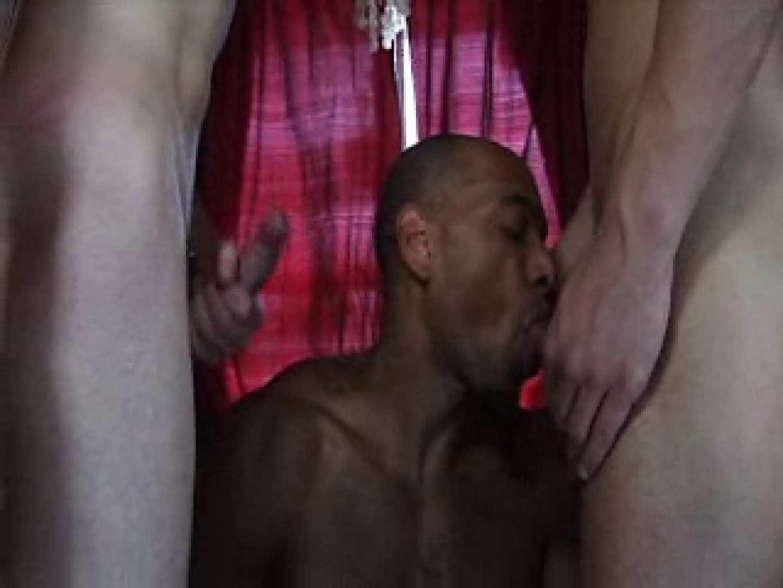 タフガイ!3Pセックス!外人さん! 男・男・男 ゲイAV画像 76枚 69