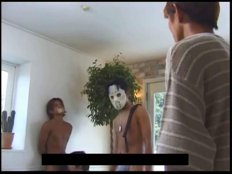 イケメン君や若い男を弄ぶ男。 手錠・拘束シーン 男同士画像 74枚 74