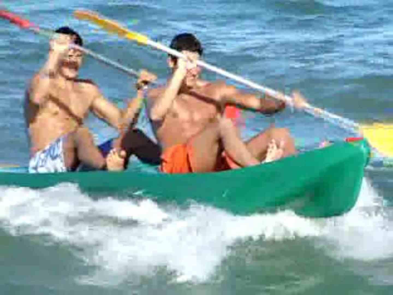 キレイな海岸沿いのビーチで発情してしまった若者達。 白人男子 ペニス画像 111枚 80