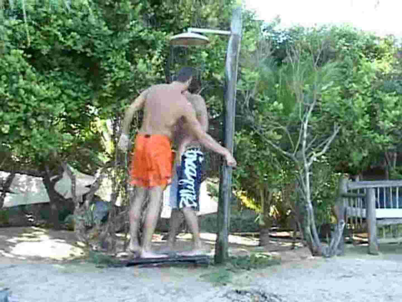 キレイな海岸沿いのビーチで発情してしまった若者達。 男子カップル ゲイSEX画像 111枚 88
