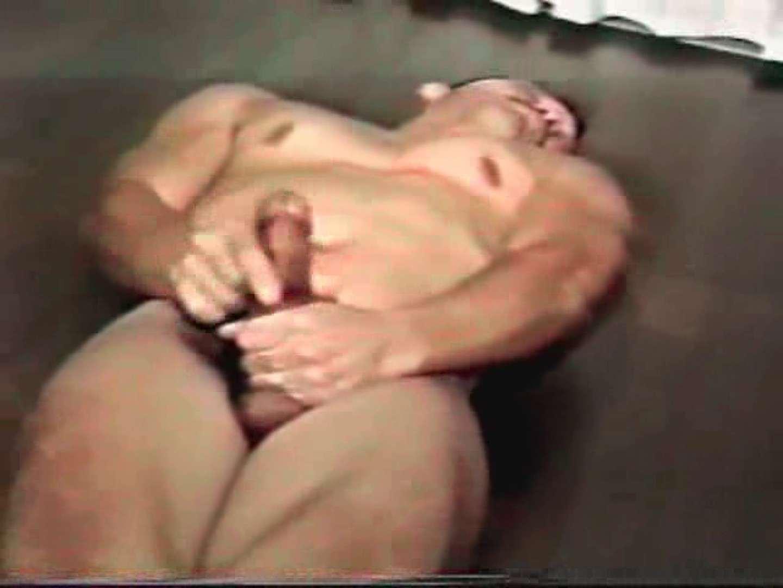 コワモテ風中年男がオナニーを公開!! 男子のお尻 ちんこ画像 107枚 14