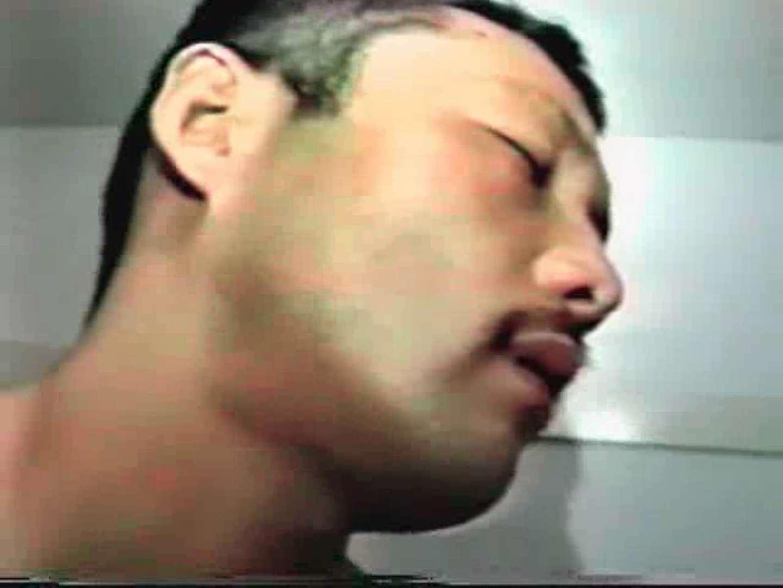コワモテ風中年男がオナニーを公開!! 男子のお尻 ちんこ画像 107枚 46