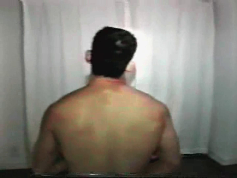 コワモテ風中年男がオナニーを公開!! 男・男・男 ゲイ無修正画像 107枚 50