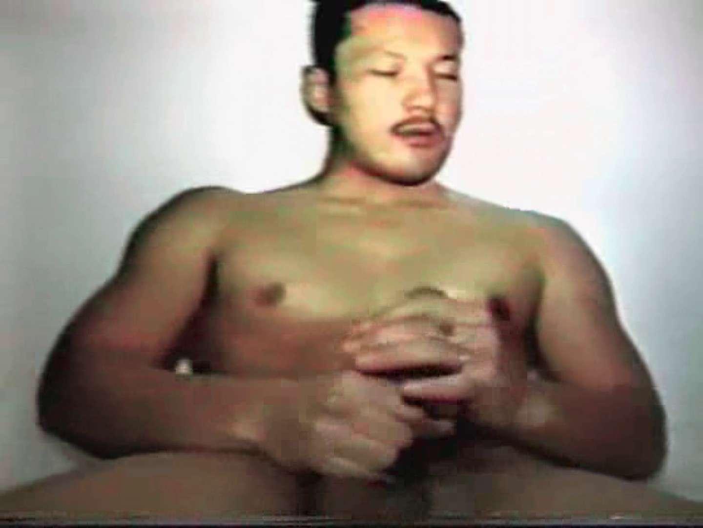 コワモテ風中年男がオナニーを公開!! 私服がかっこいい ゲイ無料エロ画像 107枚 83