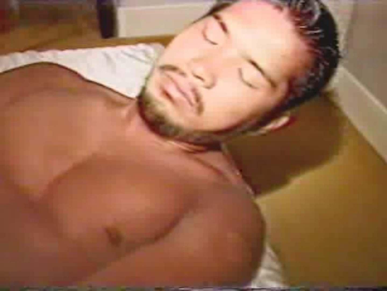 ラガーマンが自慰行為で悶えるお顔。 ガチムチマッチョ系男子 尻マンコ画像 88枚 68