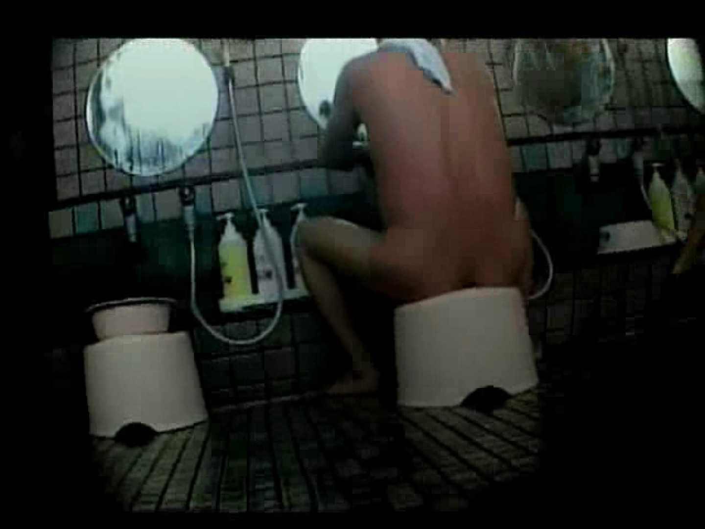 中年ノンケ男達のお風呂場は覗く! 覗きシーン  79枚 6