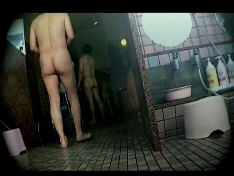 中年ノンケ男達のお風呂場は覗く! のぞき特集 ゲイアダルトビデオ画像 79枚 28