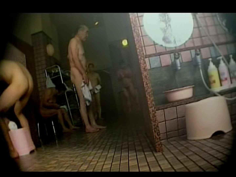 中年ノンケ男達のお風呂場は覗く! のぞき特集 ゲイアダルトビデオ画像 79枚 34