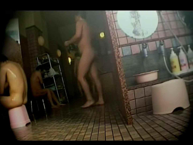 中年ノンケ男達のお風呂場は覗く! 中年男子 ゲイ精子画像 79枚 35