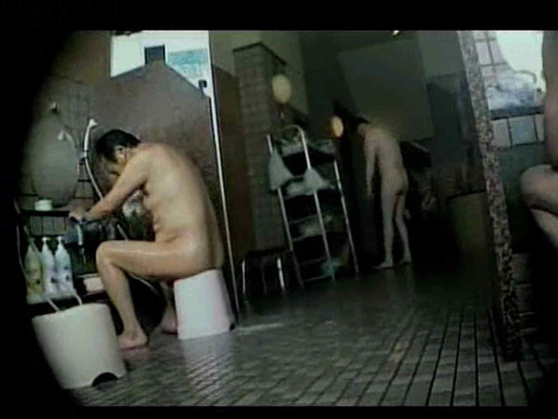 中年ノンケ男達のお風呂場は覗く! 男・男・男 ゲイ流出動画キャプチャ 79枚 68