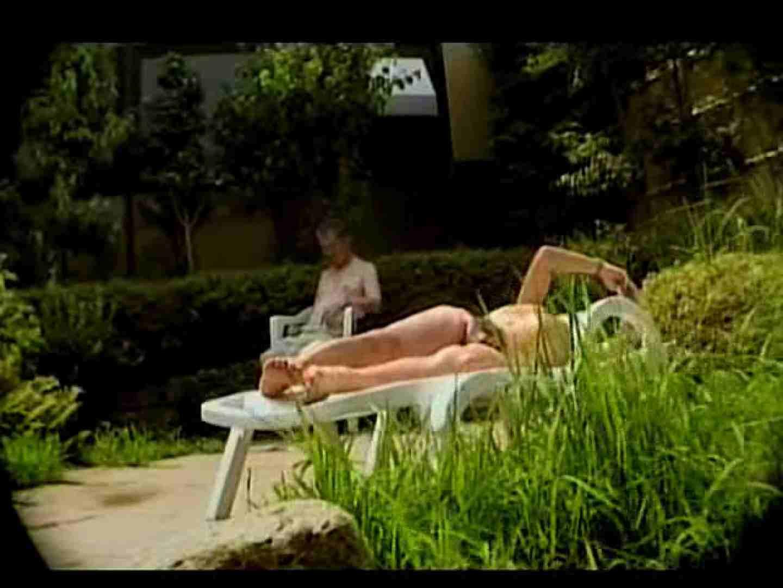 素人投稿!ノンケさん達の平然とした裸体覗き! 覗きシーン ゲイ丸見え画像 101枚 53