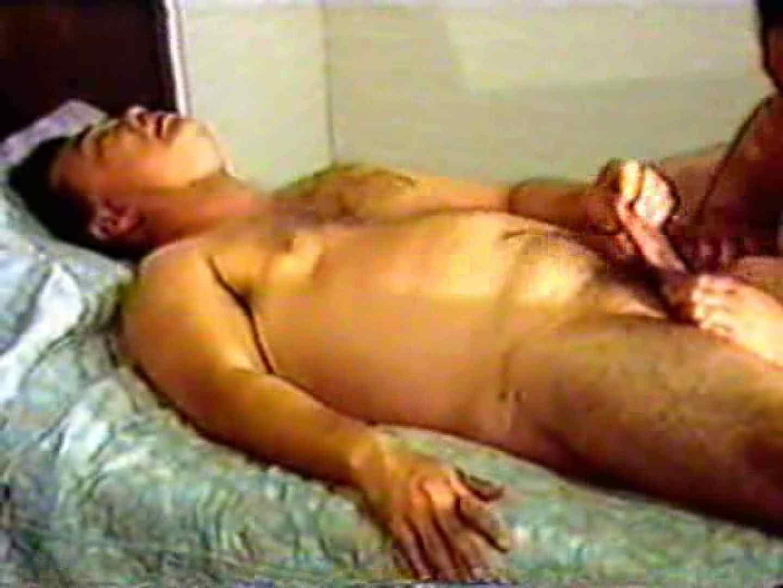 中年おっさんのラブロマンス♪ おやじ熊系男子 ゲイセックス画像 79枚 17