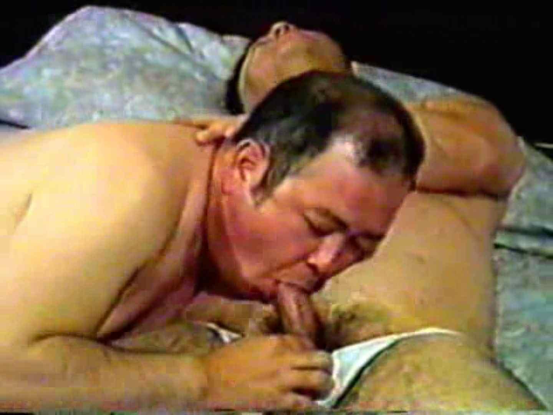 中年おっさんのラブロマンス♪ おやじ熊系男子 ゲイセックス画像 79枚 31