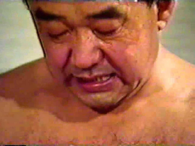 中年おっさんのラブロマンス♪ スーツ男子 ゲイ無料エロ画像 79枚 67