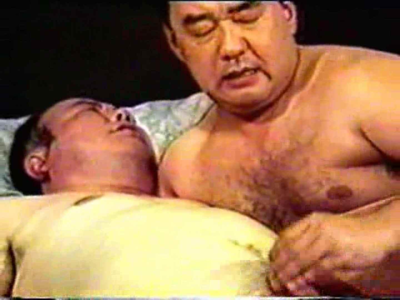 中年おっさんのラブロマンス♪ ふんどし男子 ゲイ無料エロ画像 79枚 68