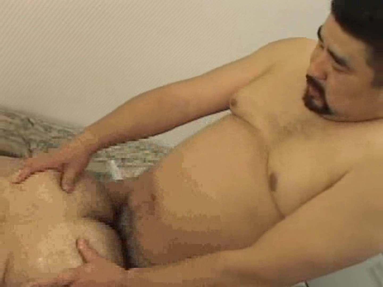 40代vs60代クマ親父様の交尾 入浴・シャワーシーン ゲイヌード画像 69枚 66