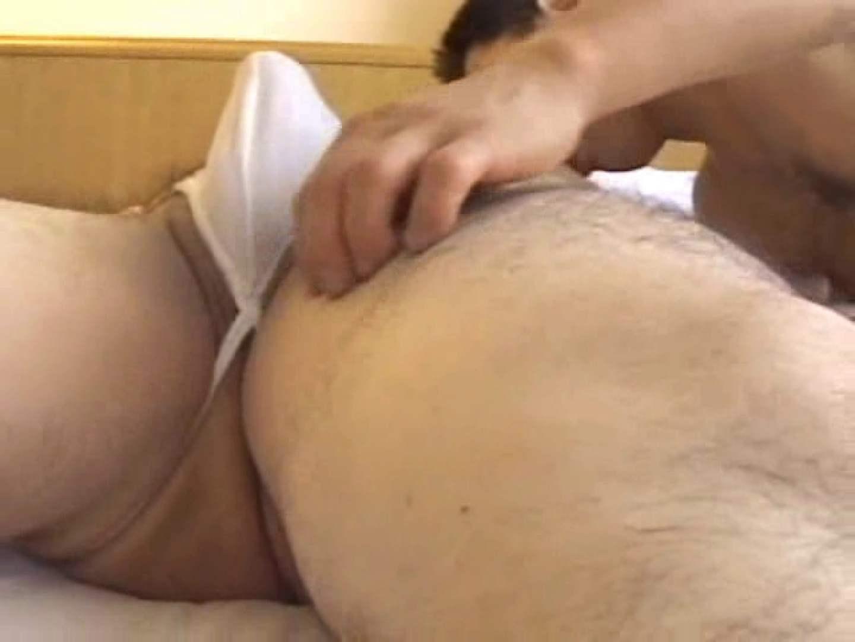 角刈りおやじ様の自慰行為&絡みにございます。 おやじ熊系男子 ゲイアダルト画像 69枚 53