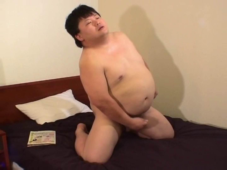 ぽっちゃり男子の真剣オナニー。 ぽっちゃり男子 ゲイセックス画像 105枚 29