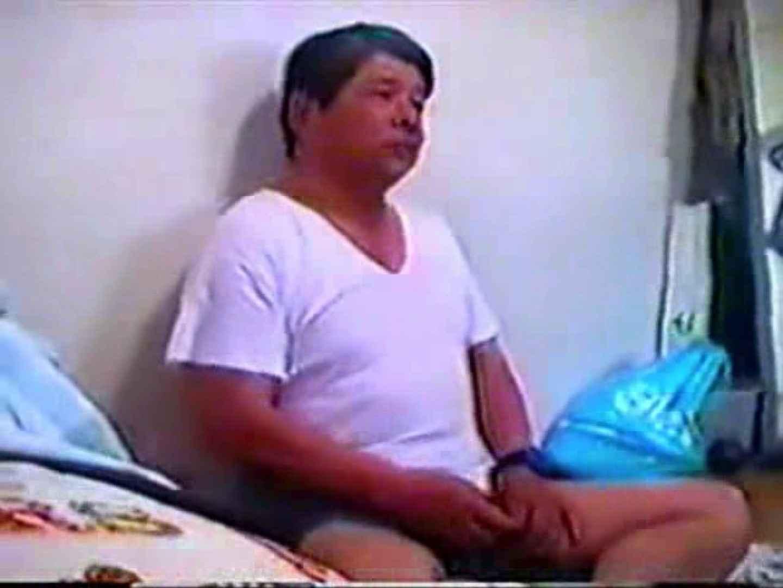 ポッチャリおやじのお家でオナニーVOL.1 シコシコ男子 ゲイ精子画像 90枚 28