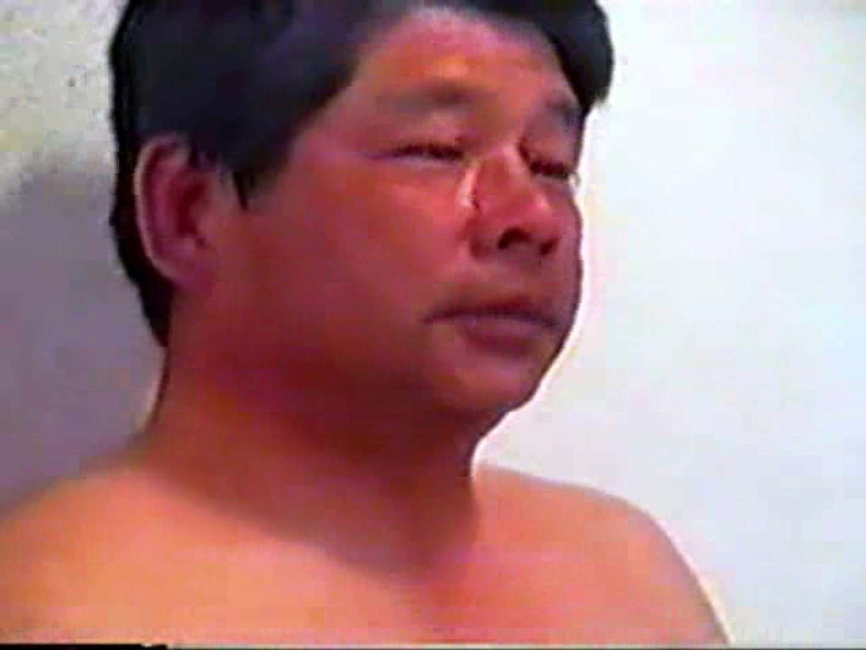 ポッチャリおやじのお家でオナニーVOL.1 完全無修正版 ゲイヌード画像 90枚 34