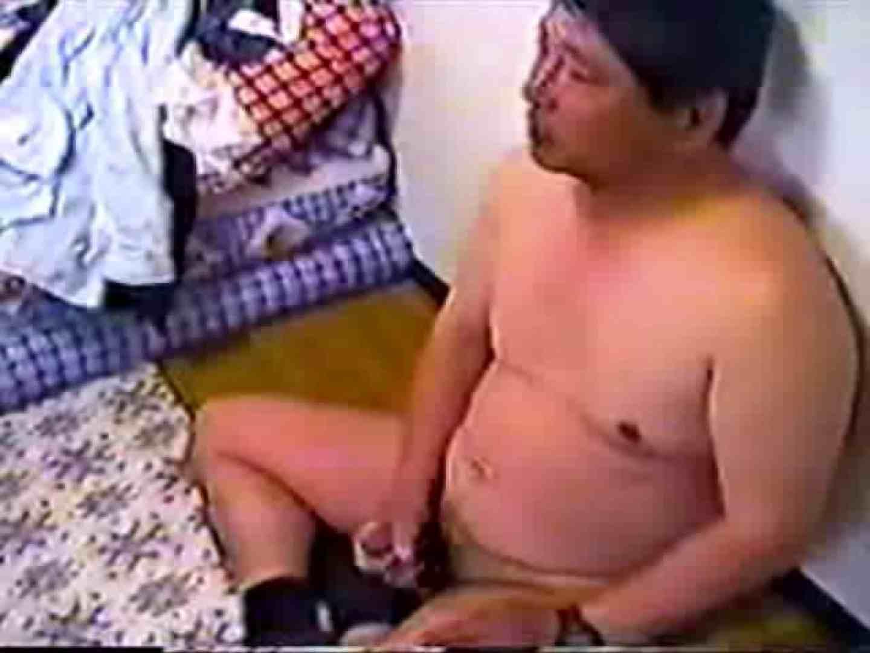 ポッチャリおやじのお家でオナニーVOL.1 フェチ | オナニー編  90枚 73