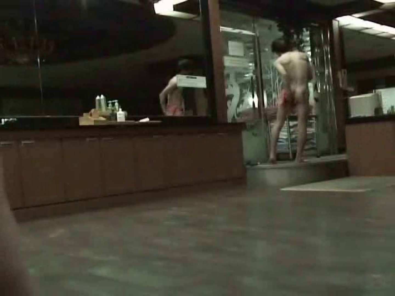 隣国ノンケさんの脱衣所&浴場覗き完全版!Vol.2 男・男・男 ゲイ無修正ビデオ画像 63枚 20
