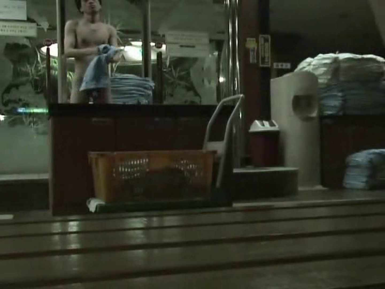 隣国ノンケさんの脱衣所&浴場覗き完全版!Vol.3 完全無修正版 ゲイ精子画像 64枚 50