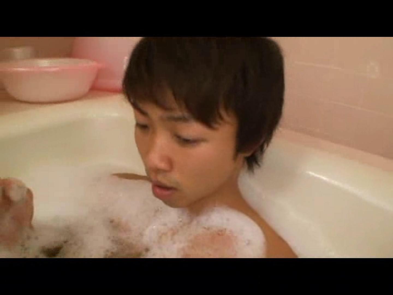 ジャニ系イケメンノンケのお風呂でオナニー❤ スリム美少年系ジャニ系 おちんちん画像 102枚 54