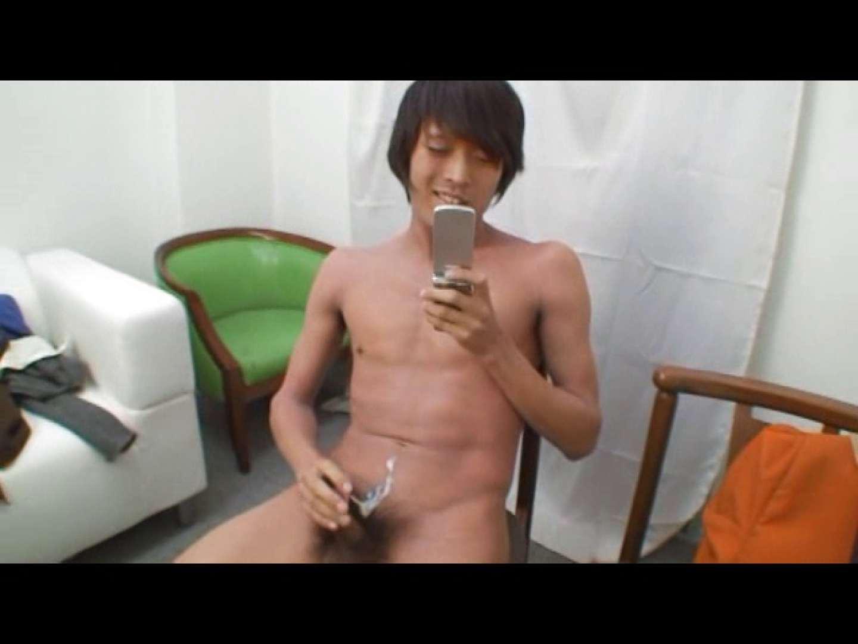 おしゃれスジキンノンケの携帯でチンポをコネコネ❤ ノンケ ゲイSEX画像 102枚 20