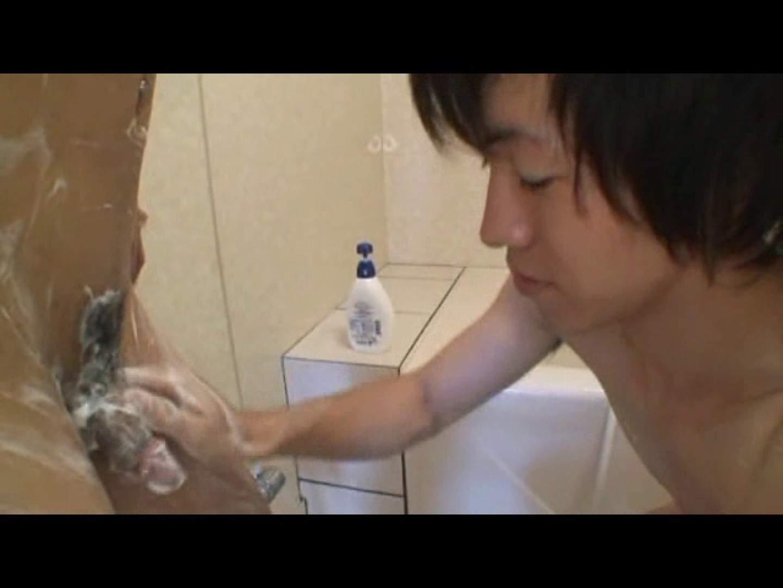ジャニ系ノンケのハッテンハメ撮り!前編 フェチ ゲイセックス画像 74枚 5
