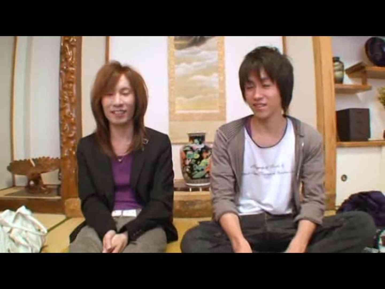ジャニ系ノンケのハッテンハメ撮り!前編 フェラシーン 男同士動画 74枚 44