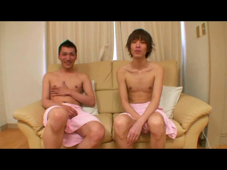 スリ筋とジャニ系の仲良しアナルファック♪前編 ノンケ ゲイエロ動画 74枚 61