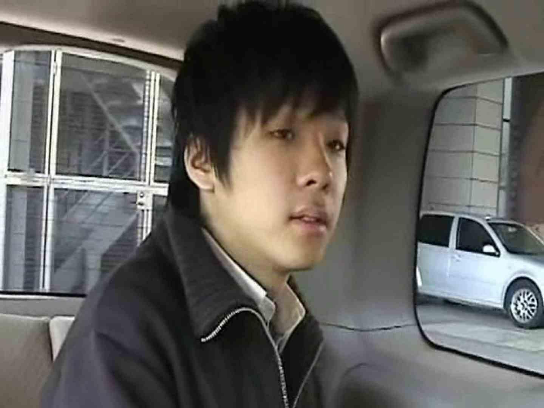 車の中で我慢しきれず発情するゲイカップル 私服がかっこいい ゲイアダルトビデオ画像 90枚 16