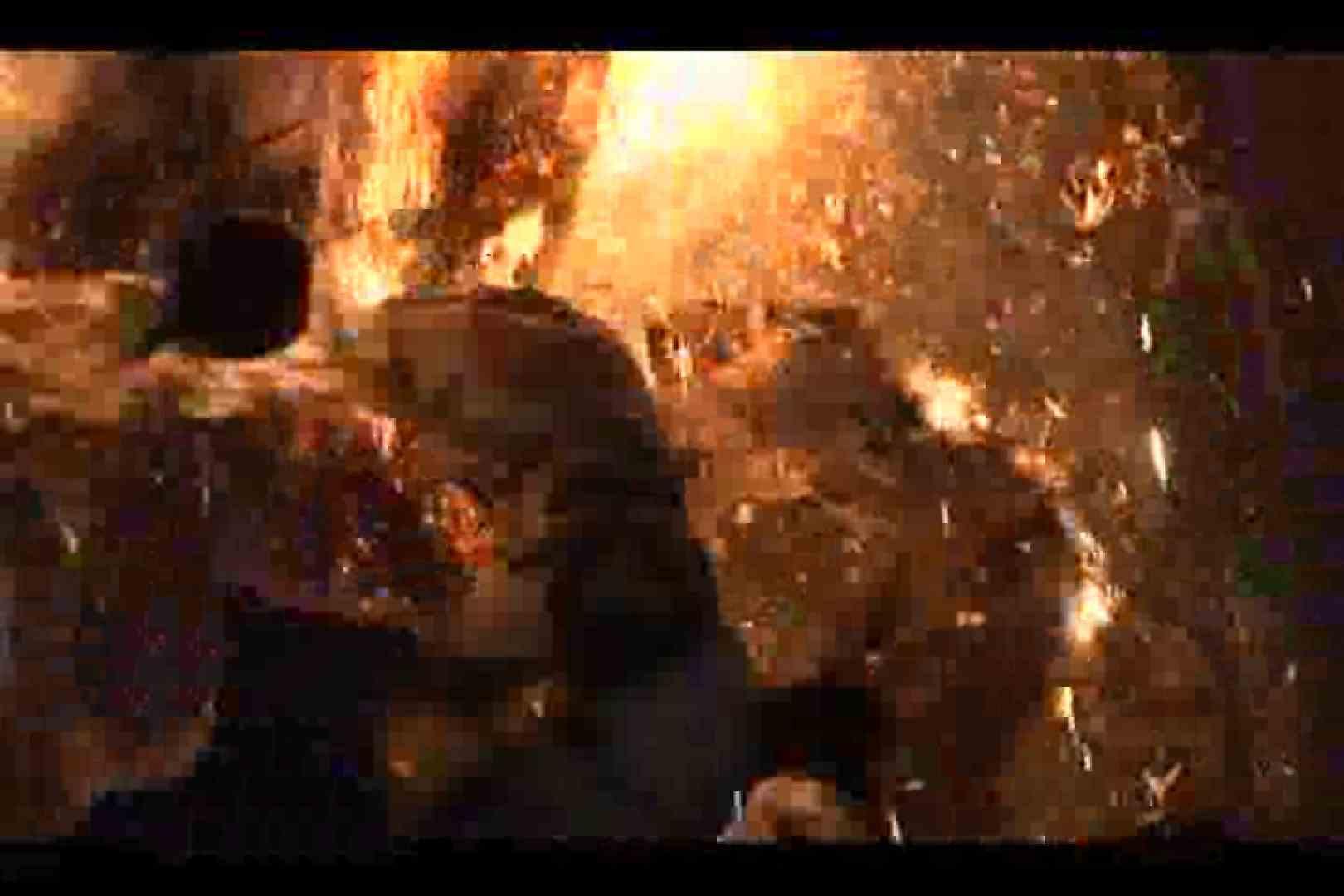鳥羽の火祭り 3000K!高画質バージョンVOL.03 ふんどし男子 | 覗きシーン  84枚 56