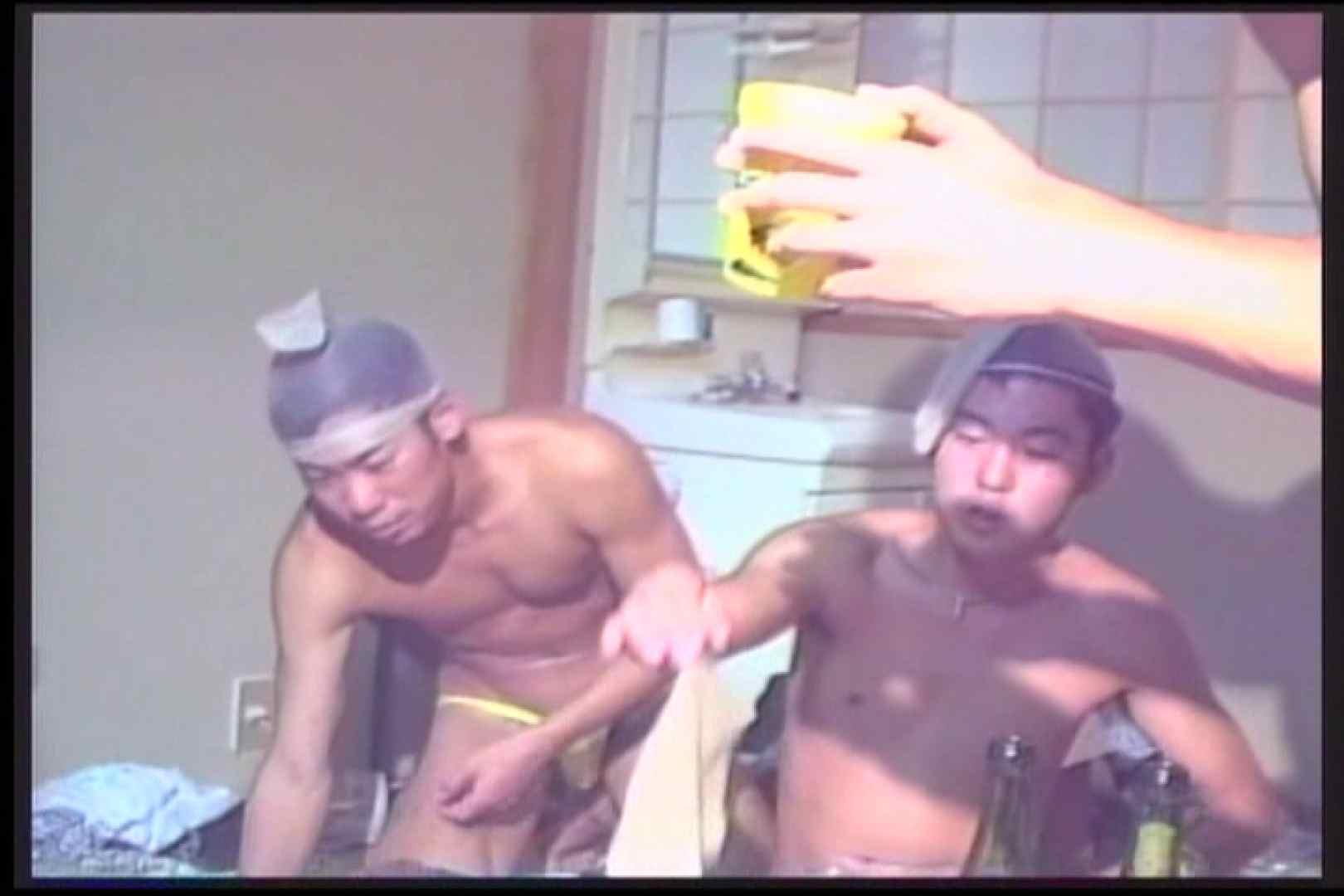 若人は元気!新歓合宿にておふざけ特集VOL.04 エッチシーン ゲイセックス画像 110枚 44