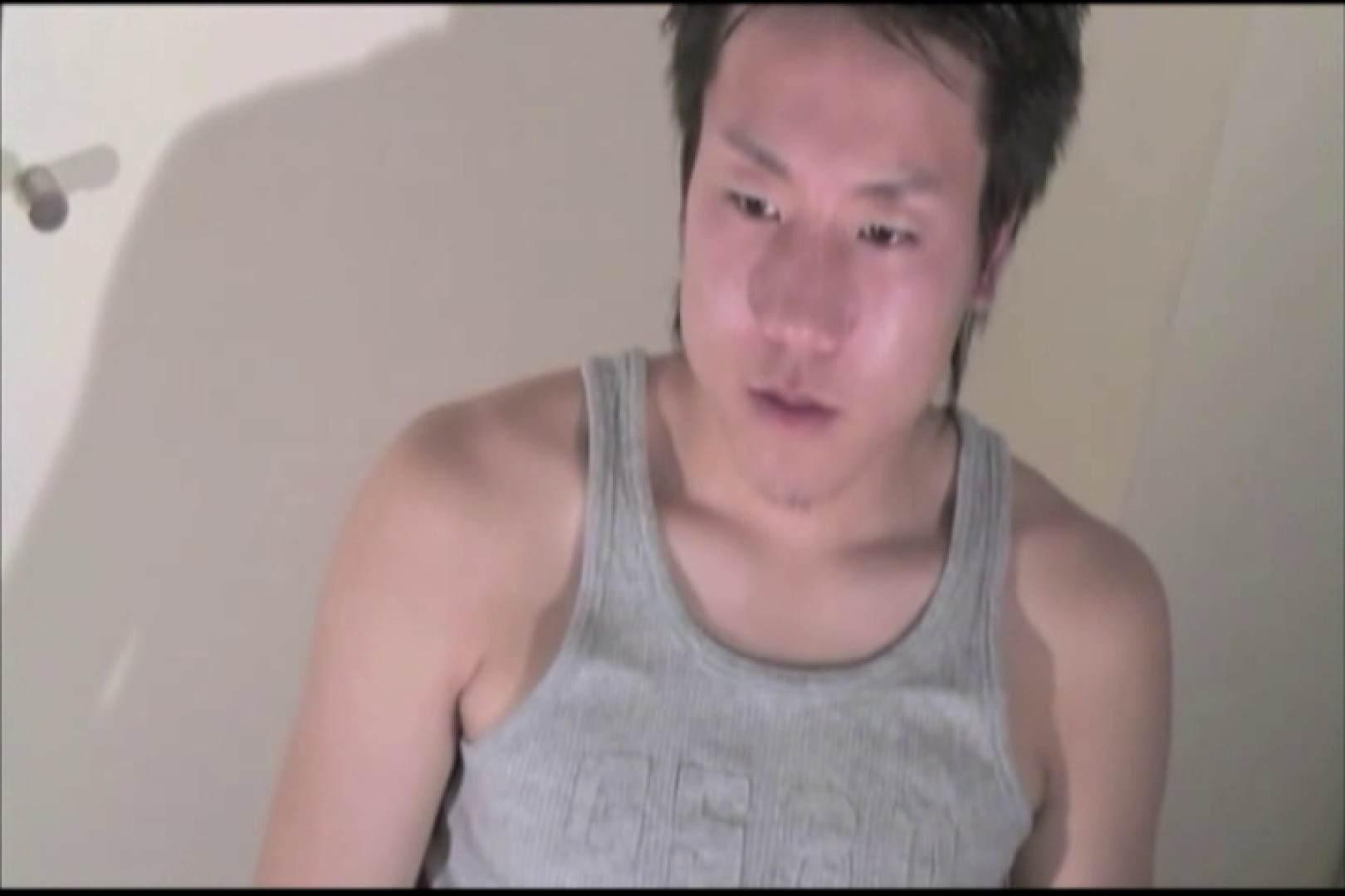モデルにいそうな切れ長の目をもつイケメン。 スジ筋系男子 ゲイ無料エロ画像 87枚 4