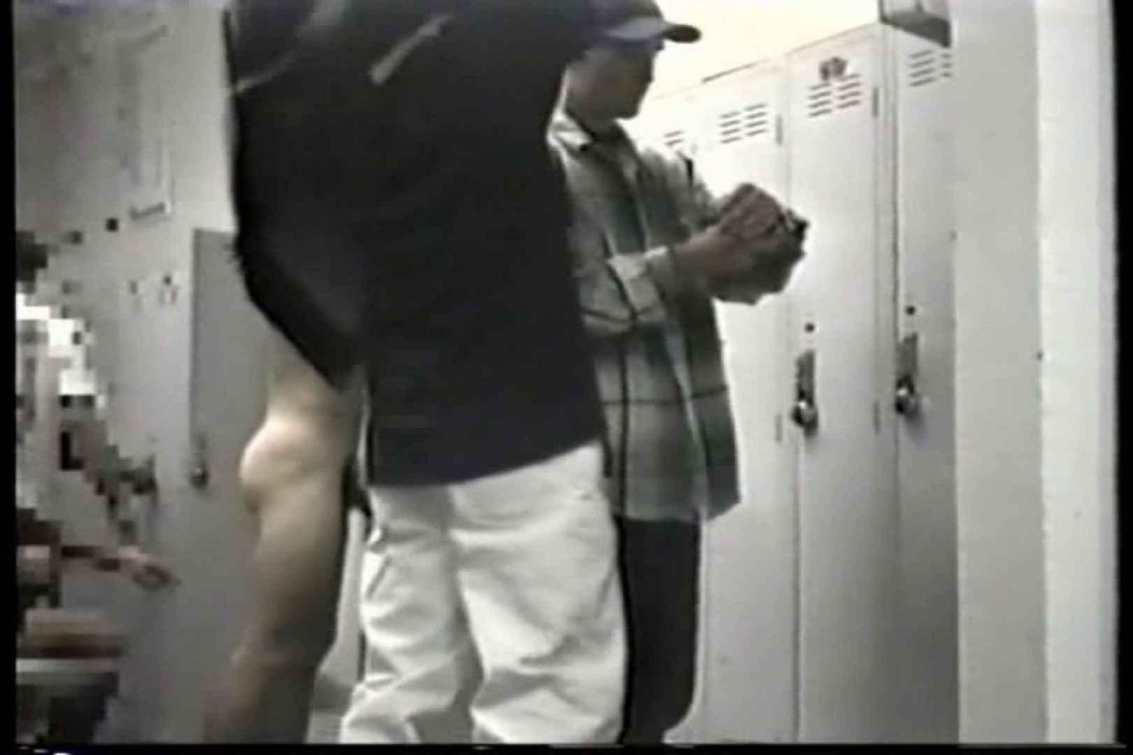 洋人さんの脱衣所を覗いてみました。VOL.1 覗きシーン ゲイえろ動画紹介 74枚 51